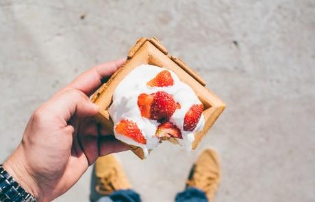 4th of July Gluten-Free Fruit Tart Yes I CHEAT!